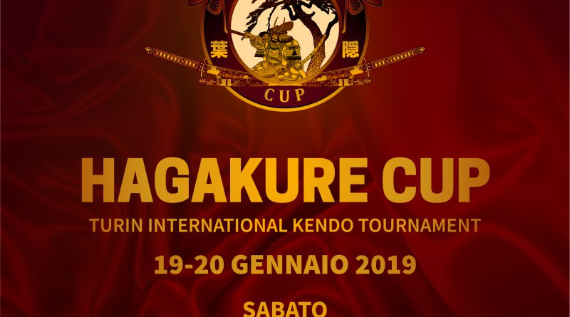 Hagakure Cup – Turin International Kendo Tournament