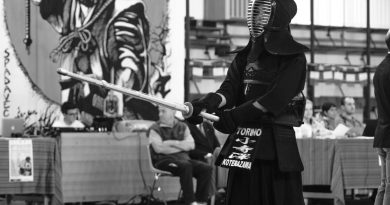 "Intenational kendo Trophy ""City of Alessandria"""